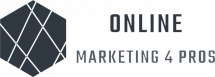 Online Marketing 4 Pros